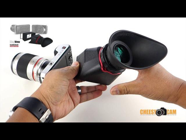 Kamerar MagView LCD View Finder for BlackMagic Pocket Cinema Camera Preview