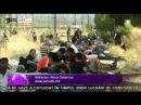 Stare de urgenţă în Macedonia din cauza migranţilor - 21 august 2015