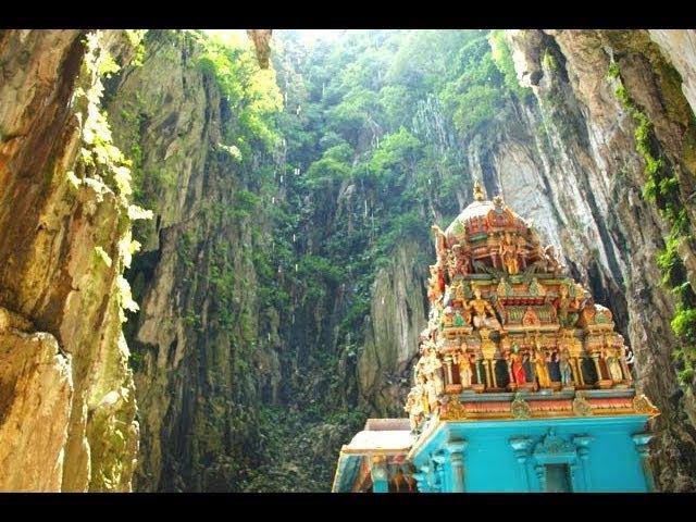 Batu Caves near Kuala Lumpur Malaysia