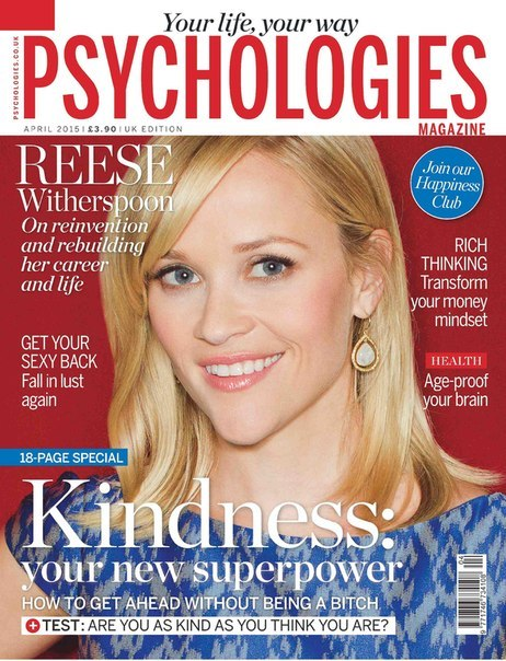 Psychologies UK - April 2015