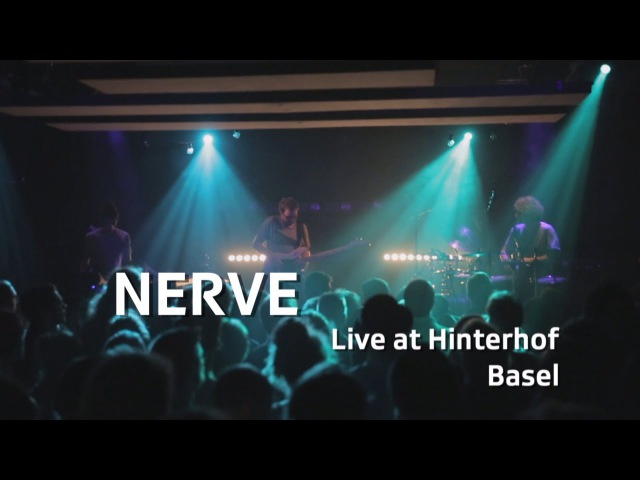Jojo Mayer Nerve Live in Europe Hinterhof Basel