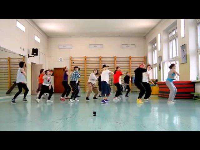 ShakeR School - Dancehall choreo 30.04.2015 (3) SONG: DeeWunn – Bunx Up