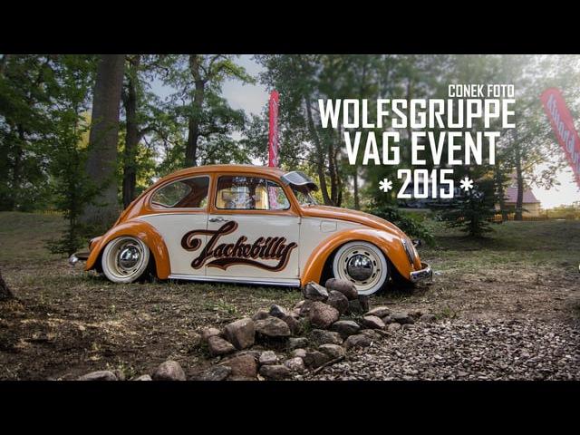 Wolfsgruppe VAG EVENT 2015 conek foto