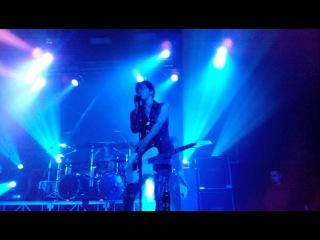 Ben Bruce live 2014 Kiev