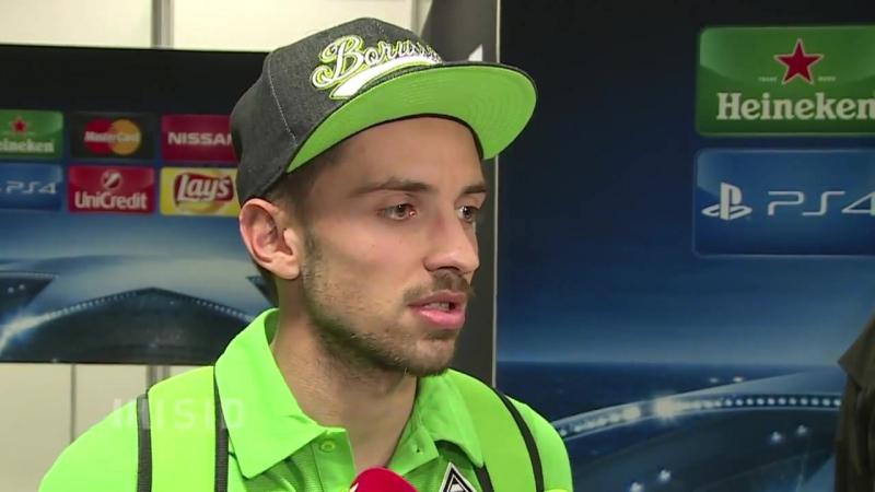 Gladbacher enttäuscht nach 1-2 gegen City- -Extrem bitter-