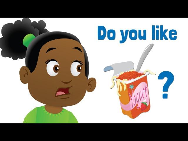 Do You Like Spaghetti Yogurt Super Simple Songs