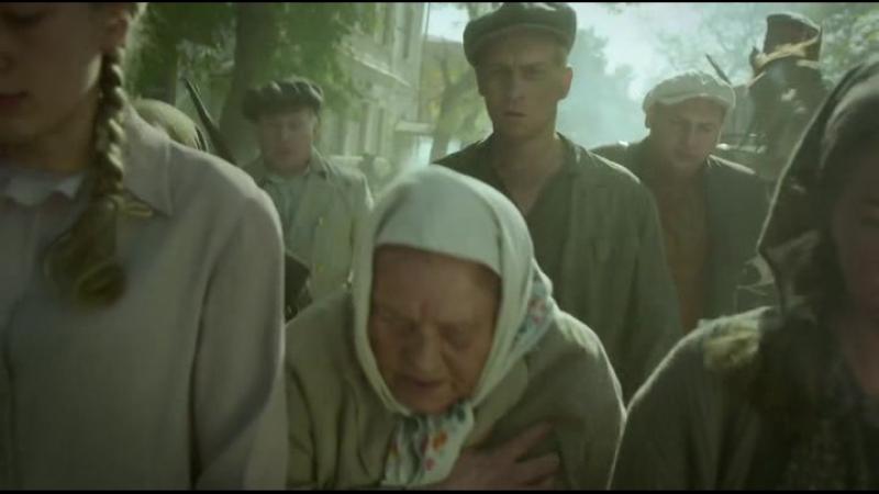Молодая гвардия 1 серия из 12 2015 РУ WEB DLRip