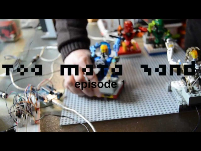 Toa Mata Band Episode 1 The inception