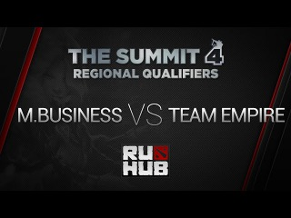 Monkey business    Team Empire  game 1, The Summit 4 Europe By GodHunt & Smile