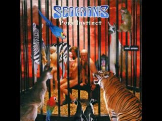 Scorpions - Soul behind the face - Pure Instinct