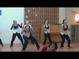 Tver Youth Ballet Академия СК Балета Страсти по Бродвею репетиция