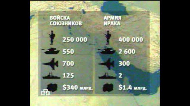 2003.03.19 Война в Ираке НТВ
