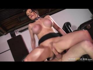 Aletta ocean (spy hard 3: hit girl) [brunette, school girl, blowjob, tittyfuck, big tits, 720p]