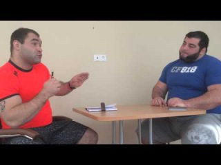 Interview with Chingiz Mogushkov and Vasiliy Polovnikov