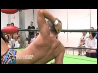 [#My1] NOAH  - Zack Sabre Jr. vs Daisuke Harada vs Hajime Ohara