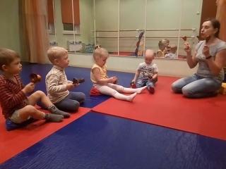 ЛОГОРИТМИКА для детей 3-4 года с Анной Белецкой.