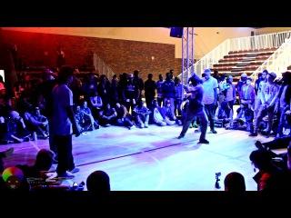 Ukay & Fabrice vs Franky Dee & Snu Dee | Judges vs finalist | Face2Face 2012 | Ocloo Productions