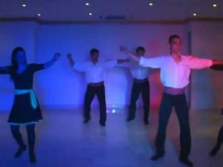 Greece & Sertaki. Сертаки-- зажигательный  греческий танец.