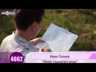 """Ирек Галиев - """"Мине ташлаган кеше"""""""