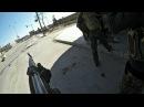 Syria War - HD POV GoPro Of Western Volunteers Kurdish YPG Combat Syrian Regime Forces In Qamishlo