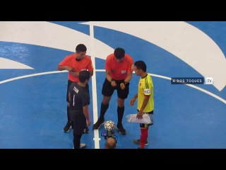#CopaAmericafutsal Colombia vs Peru #GrupoB
