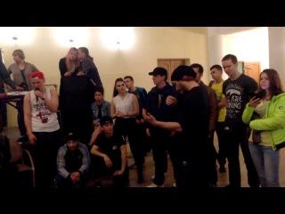 Стас vs Глеб  Статус 69  Брейкинг  Тверь