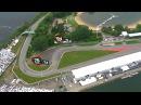 A Bird's Eye View Of The Circuit Gilles-Villeneuve | Canadian Grand Prix 2016