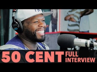 """50 Cent on TV Series """"Power"""", His Sex Scene And More! (Full Interview) 