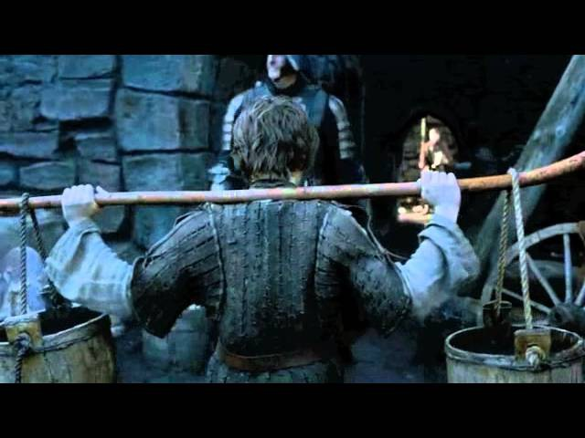 Game of Thrones All Jaqen H'ghar scenes