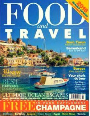 Food and Travel UK - October 2016