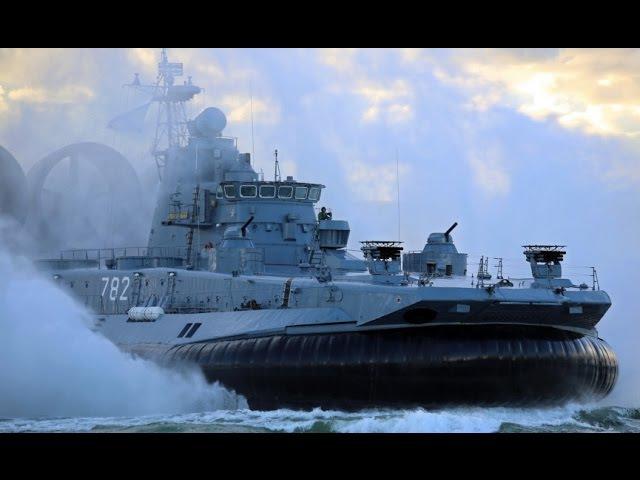Самый могучий в Мире десантный корабль МВФ России Русское оружие для НАТО