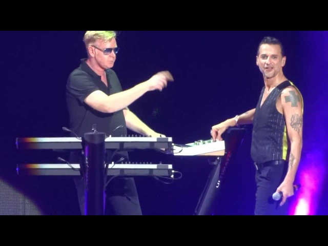 Just Cant Get Enough Depeche Mode@Revel Ovation Hall Atlantic City 8 30 13