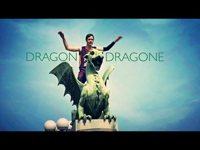 Klemen Slakonja as Goran Dragic - Dragon, Dragone