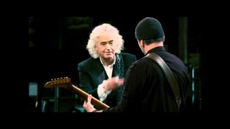 I will follow the edge jimmy page and jackwhite it might get loud