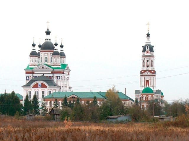 В Наровчате Троице Сканов монастырь отмечает 25 летие возрождения обители