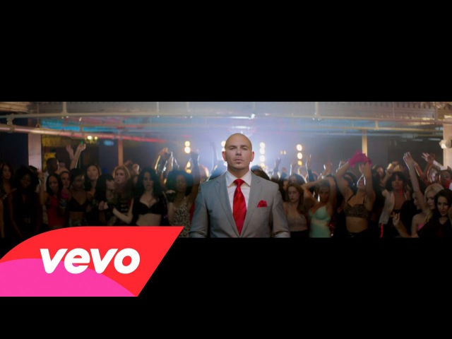 Pitbull Give Me Everything ft Ne Yo Afrojack Nayer