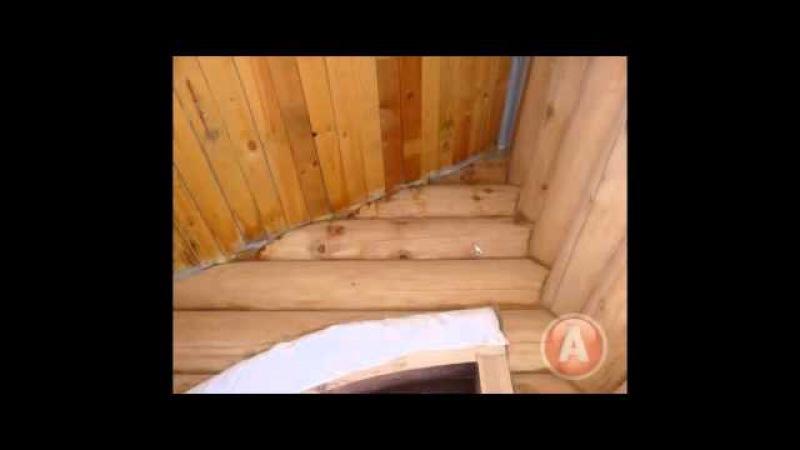 Ошибки при строительстве деревянных домов. Экспертиза домов из дерева