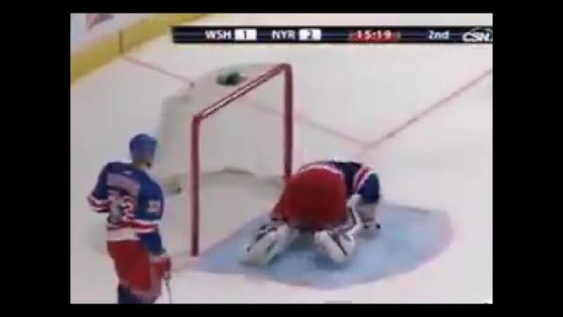 Лучшие голы НХЛ, забитые после шикарнейших комбинационных атак