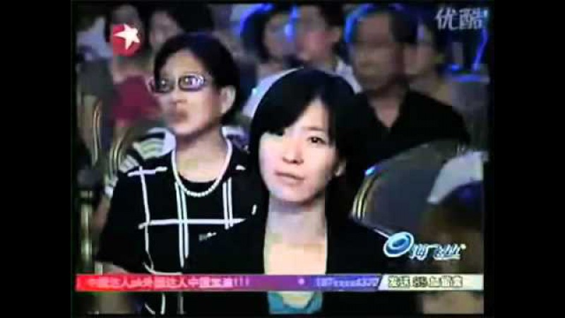 China's Got Talent Liu Wei plays piano with toes HQ AUDIO