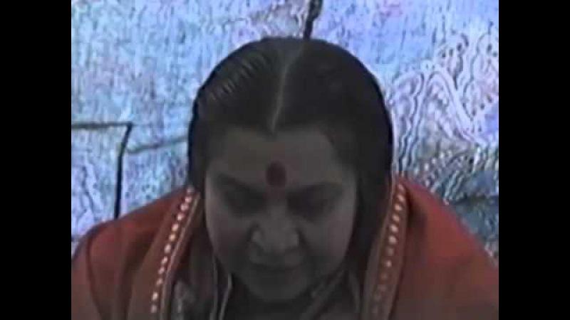 1982 год 1 февраля. Пуджа шри Дурге Рахури. Индия . Перевод О. Пулькиной