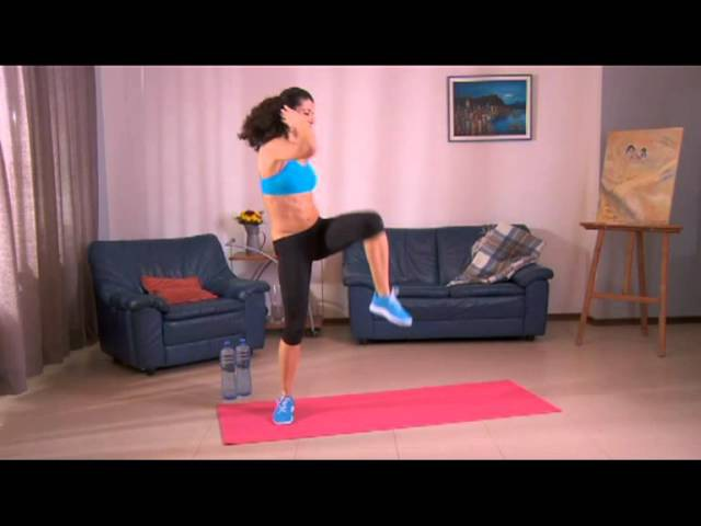 Фитнес програма за идеално тяло с Румяна Илиева