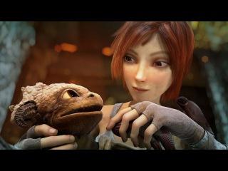 "CGI 3D Animated Short: ""Sintel"" - by Blender Animation Studio | TheCGBros"