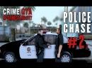 RP CRIMEGTA | LSPD | Police chase 1