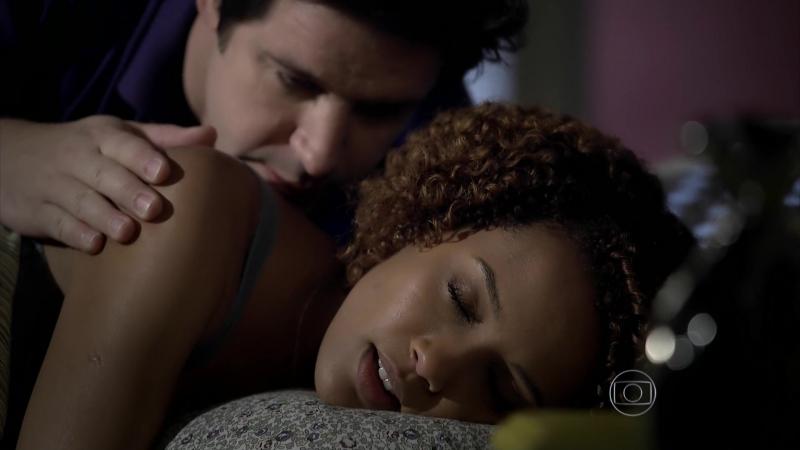 69 Жонаш и Вероника Geração Brasil Поколение Бразилии 69 серия Murilo Benício Taís Araújo