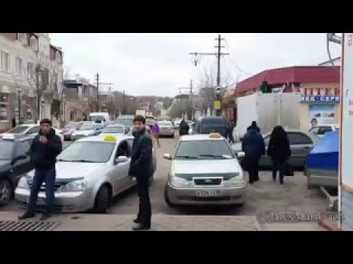 #Крым в энергоблокаде. #Керчь без электроэнергии.