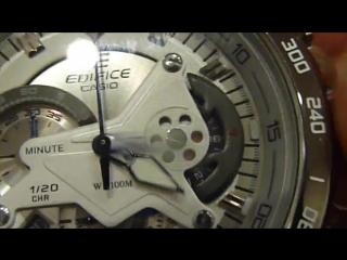 Обзор CASIO EDIFICE EF 550D 7AV