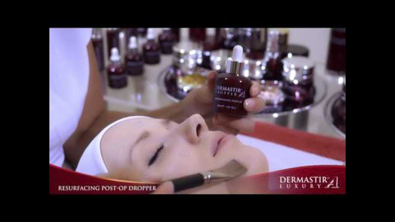 GT011TV Dermastir Droppers Resurfacing Post op Treatment