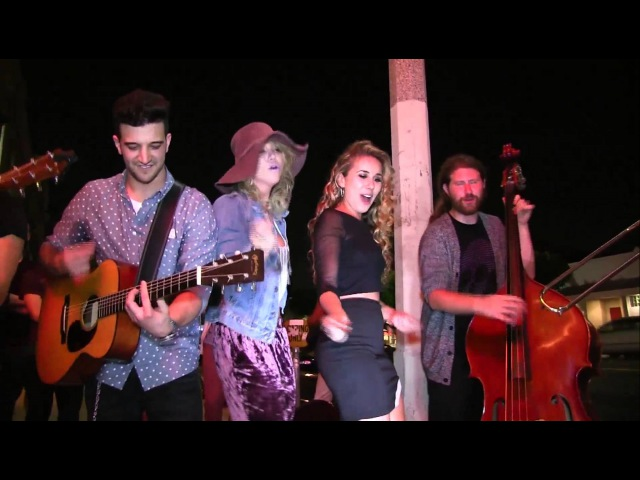 Hit The Road Jack Haley Reinhart Casey Abrams Mark Ballas Dylan Chambers Quinton Zigler BC Jean