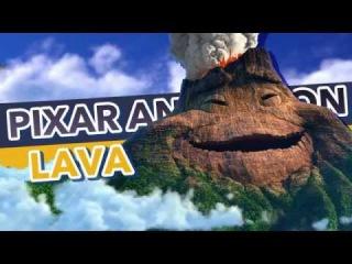 """Disney Pixar - Lava『POLISH COVER』+ Konkurs / """"W głowie się nie mieści"""""""
