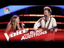 The Voice 2015 Blind Audition Jubal and Amanda Seven Bridges Road